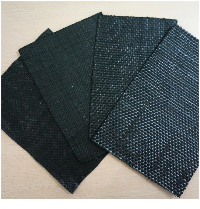Geomembrane PP woven geotextile soft soil stabilization projects
