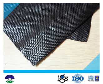 चीन 235G Woven Geotextile Filter Fabric Circle Loom 40KN /40KN आपूर्तिकर्ता