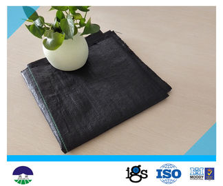 चीन Recycled PP / Virgin PP Material Woven Geotextile Fabric For Separation 580g आपूर्तिकर्ता