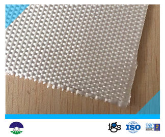 चीन PET Polyester Multifilament Woven Geotextile with high strength आपूर्तिकर्ता