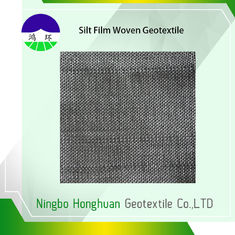 चीन Circle Loom Polypropylene Woven Geotextile Fabric , Recycled Geotextile Filter Fabric आपूर्तिकर्ता