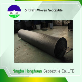 चीन 200gsm Polypropylene Split Film Woven Geotextile for Reinforcement आपूर्तिकर्ता