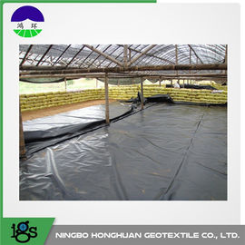 चीन Anticorrosion HDPE Geomembrane Liner For Secondary Containment 1.25MM आपूर्तिकर्ता