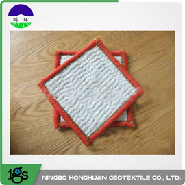 चीन Two Nonwoven Geotextile Geosynthetic Clay Liner For Landfill Emissions आपूर्तिकर्ता