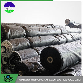 चीन Drainage Non Woven Geotextile With Light Weight Compounding Silk आपूर्तिकर्ता