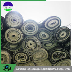 चीन Nonwoven / PP Woven Composite Geotextile For Road Construction आपूर्तिकर्ता