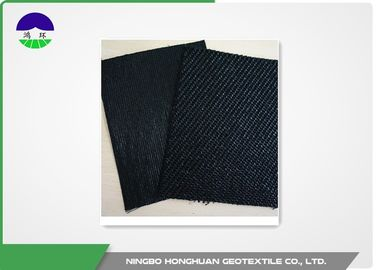 चीन 80 / 80kN Black Dewatering Woven Monofilament Geotextile High - Tenacity आपूर्तिकर्ता