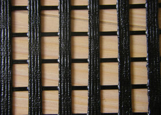 चीन Warp Knitting Geogrid for Lower Elongation , High Tensile Geogrid आपूर्तिकर्ता