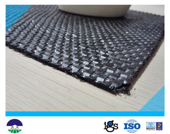 चीन ISO9001 PP Woven Geotextile Fabric , Geotextile Driveway Fabric With 874gsm Unit Mass फैक्टरी