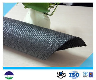 136gsm pp woven geotextile fabric for separation