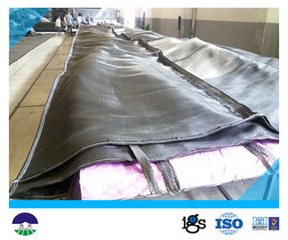 Geotextile Tubes With High Tensile Strength And Excellent Hydraulic Performance For Dewatering