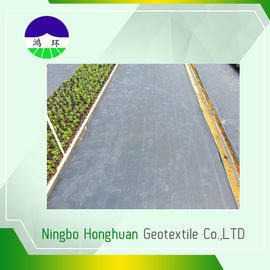 चीन Polypropylene Geotextile Woven Fabric , Air Permeability Geotextile Membrane For Driveways वितरक