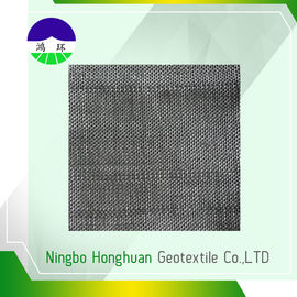 चीन Biological Split Film Woven Geotextile Seepage With UV Resistant फैक्टरी