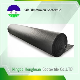 चीन 280GSM Split Film Woven Geotextile Embankments reinforcement फैक्टरी