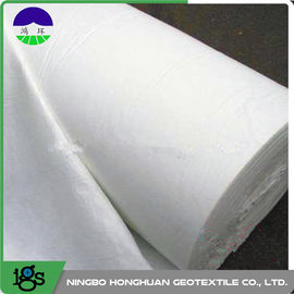 चीन PET Geotextile Filter Fabric / Needle Punched Non Woven Geotextile वितरक
