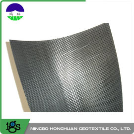 चीन 8m Grey Woven Geotextile Filter Fabric For Soft Soil Foundation वितरक