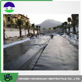 चीन Geomembrane PP woven geotextile soft soil stabilization projects फैक्टरी