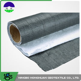 चीन River Bank Woven Geotextile Fabric With PVC Geomembrane Composite 6m वितरक
