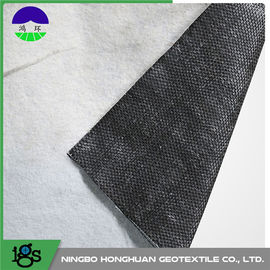 चीन PE Geomembrane Composite Geotextile Film Convenient For Tunnels वितरक
