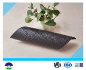 155gsm pp woven geotextile fabric for separation