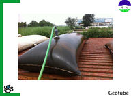 PP PE Geotextile Tubes Biplate Mattress For dam|Slope / Waterproof Erosion , ISO9001